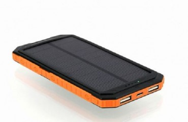 Patent Applications for Portable Solar Chargers Soar as Public Embraces the Outdoors