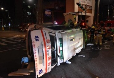 Fact Check: Are South Korean Ambulances Subject to Traffic Laws?