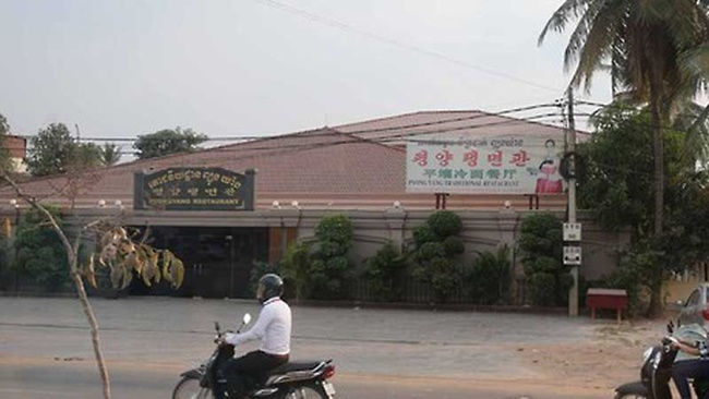 North Korean Restaurants in Cambodia Bounce Back Due to Chinese Customers