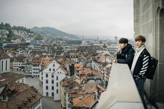 Since 2003, Switzerland Tourism has deployed K-pop celebrities as part of the 'Swiss Friends' campaign. (Image: Switzerland Tourism)