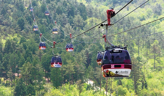 Tongyeong Mulls Building Longest Cable Car in South Korea