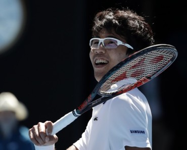 Rising Tennis Star Chung Hyeon Becomes Unlikely Fashion Icon at Home