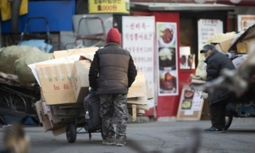Poverty Rises Among S. Koreans in 30s and 40s