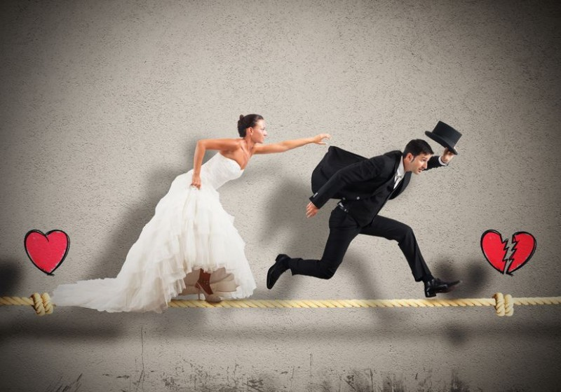 Divorce Soars Around New Year and Chuseok
