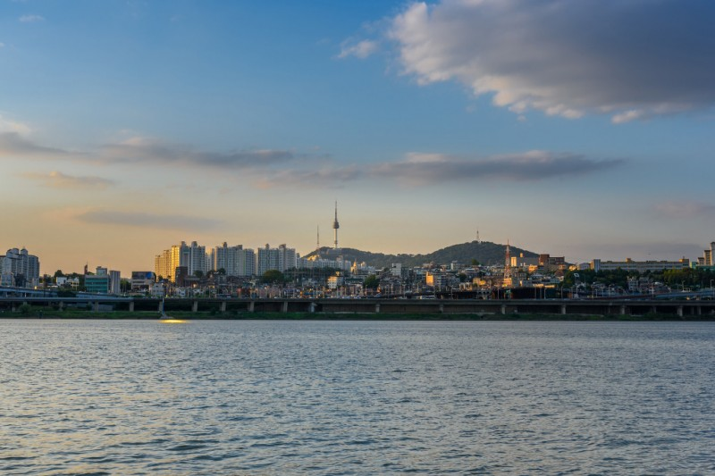 Seoul Poised to Improve Water Quality of Han River