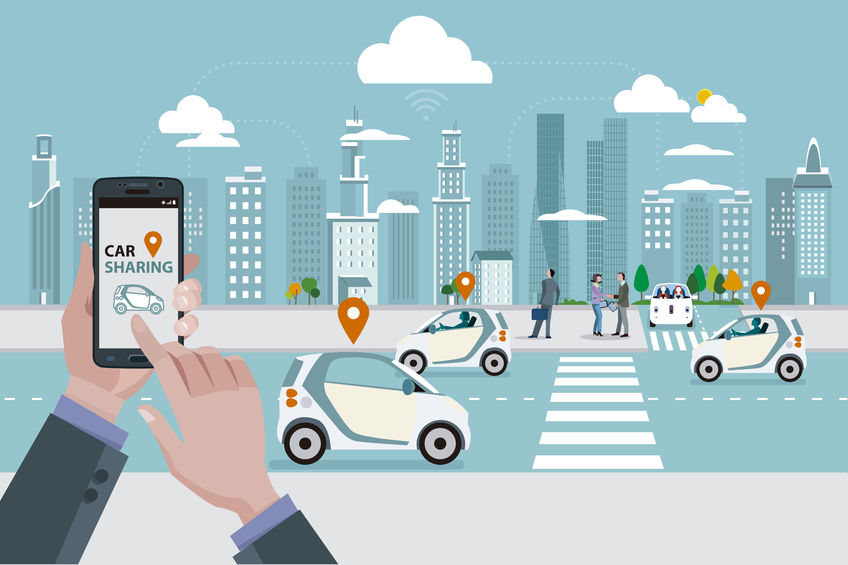 According to the joint study conducted by the Korea Startup Forum and Research & Research, fewer than 2 in 10 South Koreans have used a ride sharing service. (Image: Kobiz Media)