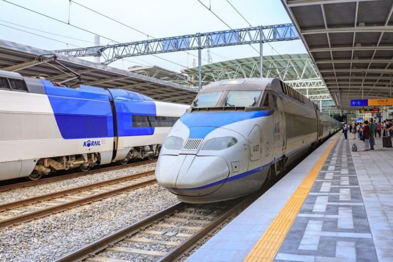 South Korea to Use Smart Technology for Rail Safety