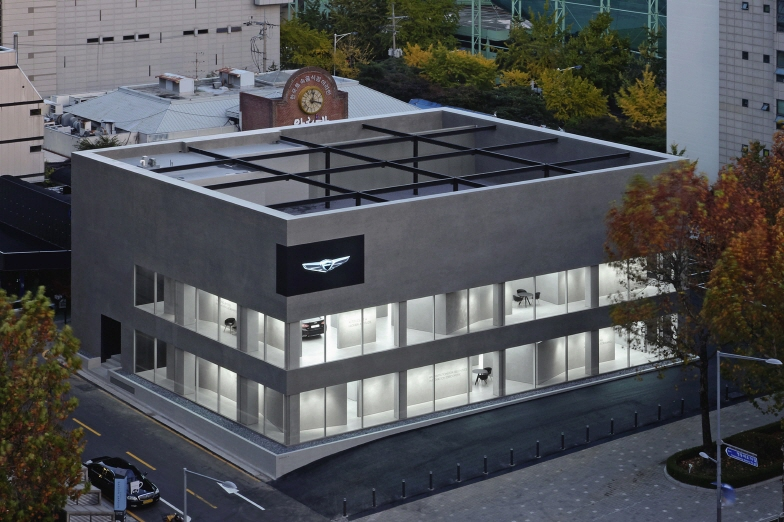 Hyundai to Open 'Genesis Gangnam' Exhibition Hall to Promote Genesis Models