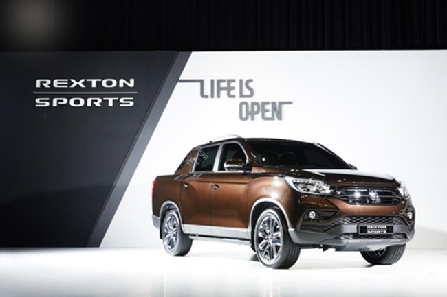 SsangYong Motor Adds New SUV to Boost Sales