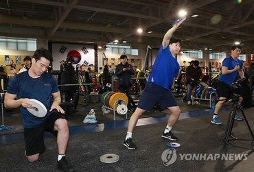 S. Korean Hockey Players a Confident Bunch Before PyeongChang