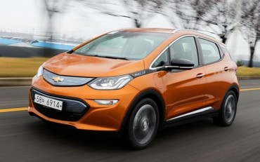 GM Allots 5,000 Chevy Bolt EVs for S. Korean Customers This Year