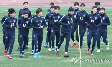 S. Korea to Face Northern Ireland in Pre-World Cup Football Friendly