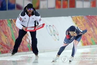 Speed Skater Lee Sang-hwa to Build Up to Olympics in Germany