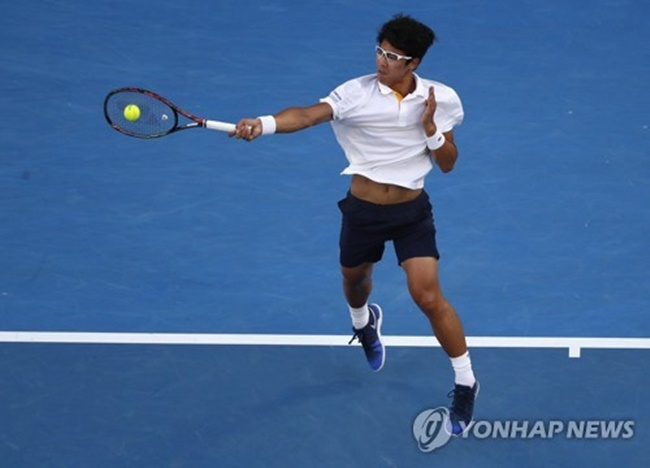 Novak Djokovic crashes out of Australian Open to Hyeon Chung