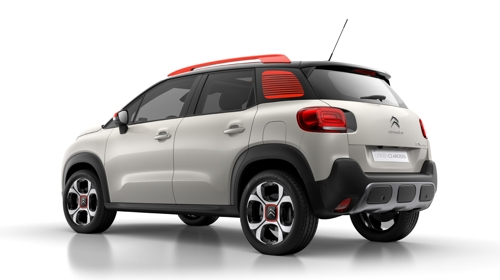 Hankook Tire to Equip Citroen's New CUVs with Premium Tires