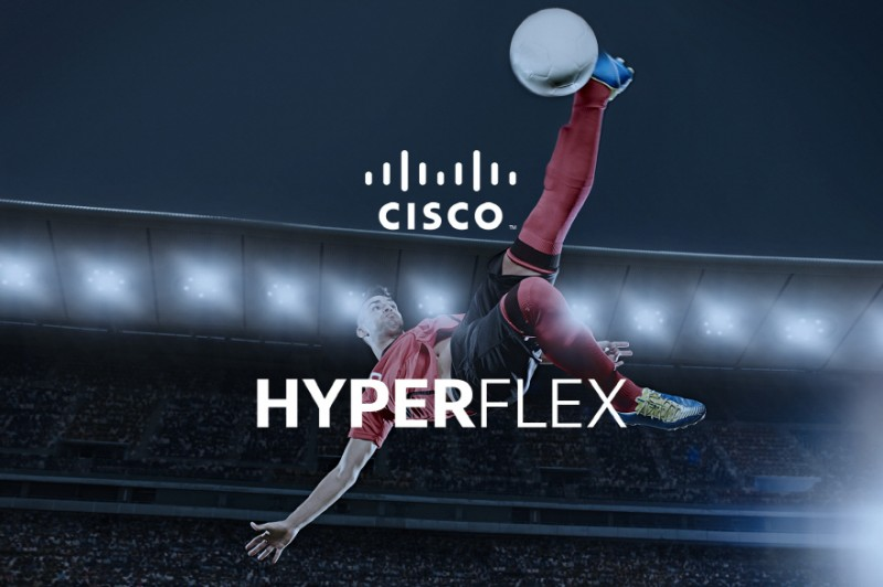 Cisco Accelerates Multicloud Journey with HyperFlex Platform Innovations