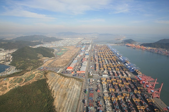 Mexico Shows Interest in Busan Newport as Asian Hub