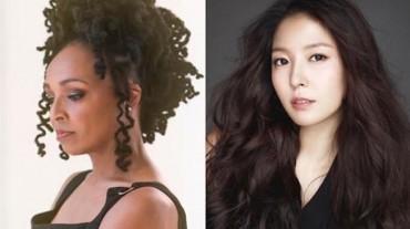 BoA Sings Duet with Grammy-winning Artist Siedah Garrett