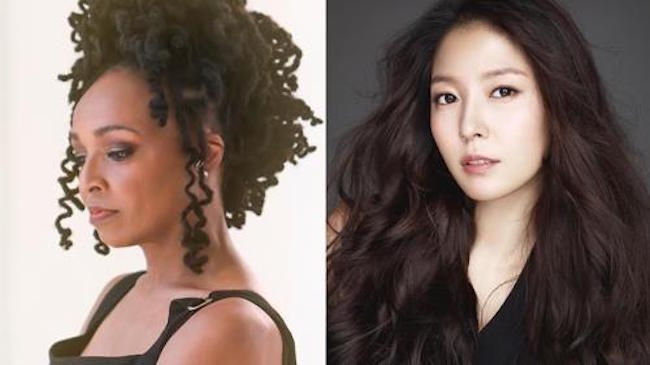 BoA Sings Duet with Grammy-winning Artist Siedah Garrett