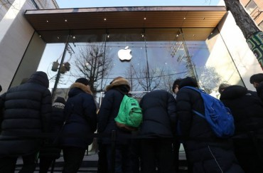 Apple to Face Largest Class Action Lawsuit in Korean History