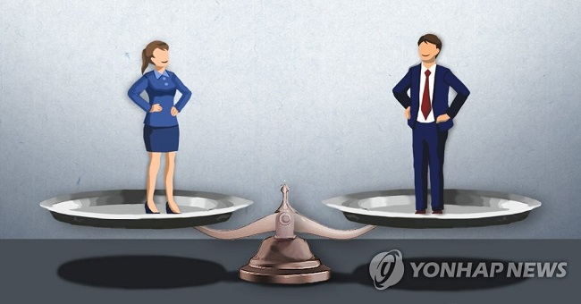 Entry level and junior female employees working for a female supervisor were found to be 20.1 percent less likely to receive a promotion than those with a male superior. (Image: Yonhap)
