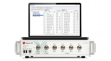 New ETS-Lindgren 802.11ac Over-the-Air Measurement Solution Based on LitePoint IQlink WLAN Measurement System