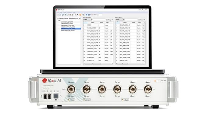 New ETS-Lindgren 802.11ac Over-the-Air Measurement Solution Based on LitePoint IQlink WLAN Measurement System
