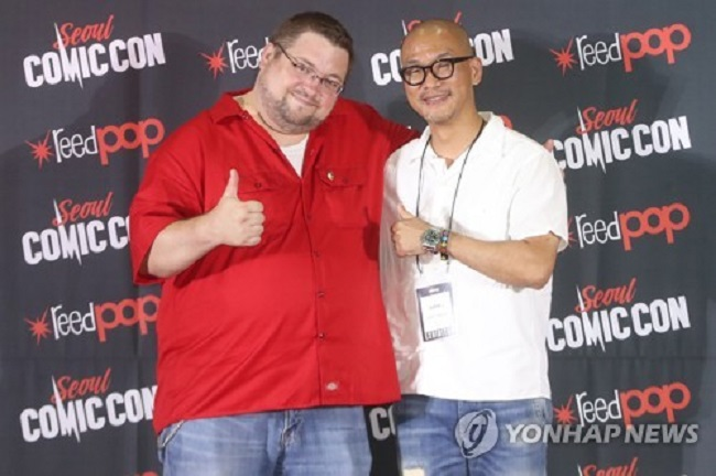 The materialization of Snow can be seen as a fulfillment of a promise made by Marvel Comics editor-in-chief C.B. Cebulski, who during a visit to South Korea last August said new Korean heroes will begin to emerge in the Marvel Cinematic Universe. (Image: Yonhap)