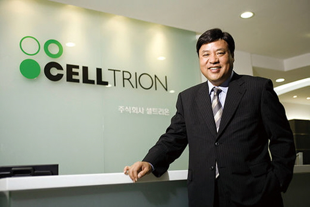 Celltrion chairman Seo Jung-jin. (image: Celltrion)
