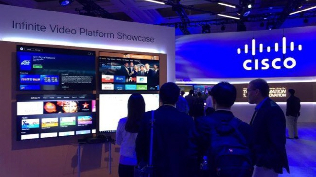 Cisco Showcases Multicloud Video Innovation at CES 2018