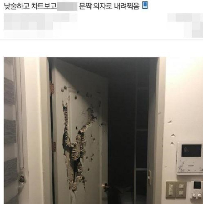 "Another commenter in an equally foul mood wrote, ""After having a drink in the afternoon, I took at look at the market prices and became incensed. I was so mad I grabbed my chair and threw it at my door."" (Image: Yonhap)"