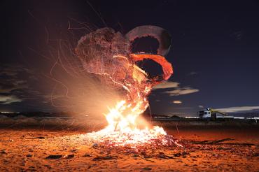 """Culture Olympics"" Fire Art Festa 2018 to Kick Off on February 2"