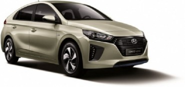 Hyundai Ioniq Electric Selected Chile's 2018 Ecological Car of the Year