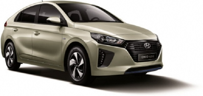 In 12 sub-categories, they selected the 12 best models. Hyundai's Ioniq Electric was selected the Best Ecological Car, he said. (Image: Yonhap)