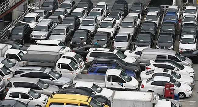 Growing demand for foreign vehicles in South Korea has spilled over into the used car market, as more than one quarter of all used cars are now from foreign brands. (Image: Yonhap)
