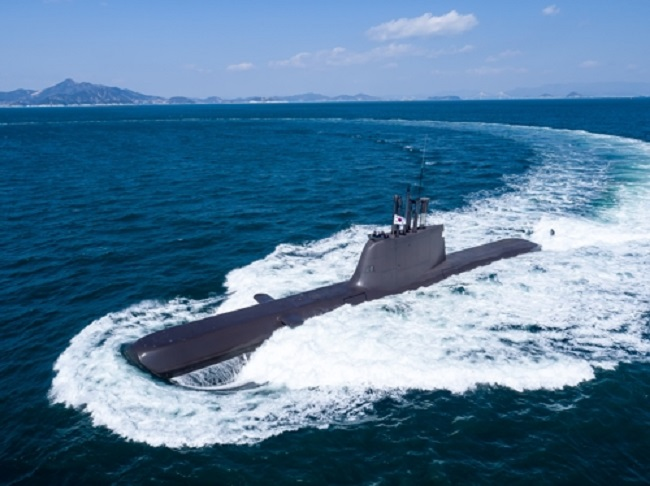 Navy to get new submarine