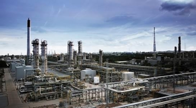 A energy plant constructed in Thailand by Samsung Engineering (Image: Yonhap)