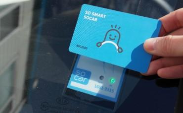 S. Korean Car Sharing Startup Taps Malaysia