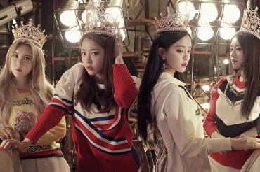 T-ara Takes Action in Trademark Dispute with Former Agency