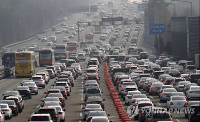 However, as many of them are the designated drivers,  they are at risk of wrist ailments and other maladies that can easily lead to greater health problems if neglected. (Image: Yonhap)