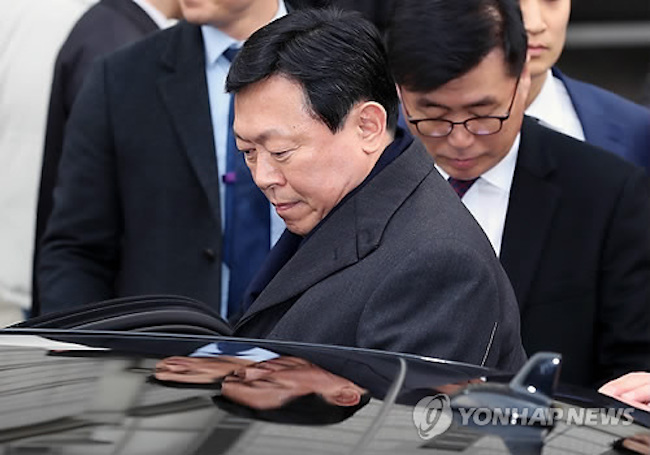 S.Korea Sentences Ex-President's Friend To 20 Years Imprisonment