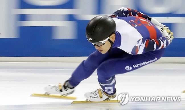 Viktor Ahn (Image: Yonhap)