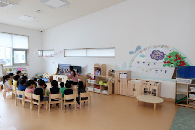 Environmental Inspection of Young Children's Facilities Finds Problems with 25 Pct