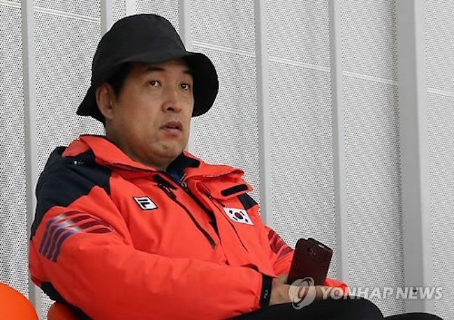 "Jeon Myeong-gyu, the ""godfather"" (Image: Yonhap)"