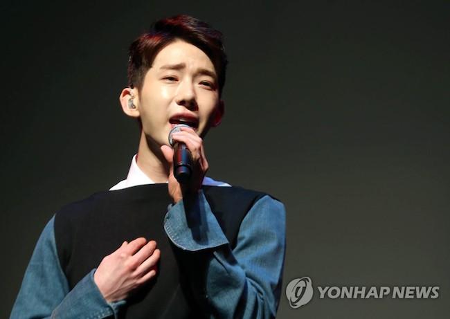 Jo Kwon (Image: Yonhap)