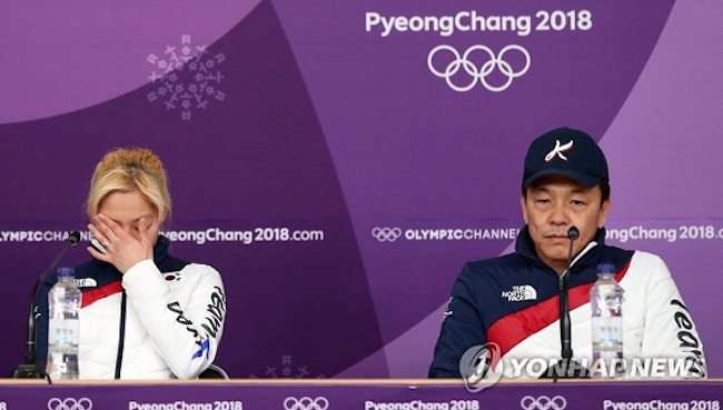 With rumors that Noh is an outcast on the team floating to the surface, coach Baek Cheol-gi and Kim Bo-reum held an emergency press conference on February 20, an uncommon occurrence for teams with a match remaining, to try to right a narrative spiraling out of control. (Image: Yonhap)
