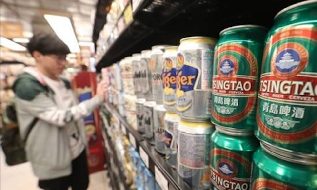 Imported Beer Sales at Convenience Stores on Rise