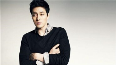 Actor So Ji-sub Will Meet Fans in Japan Next Week