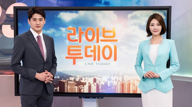 The 24-hour all-news TV channel affiliated with Yonhap News Agency, South Korea's key newswire service, posted an average viewership of 1.012 percent last month, retaining its status as the most-viewed cable news channel, according to data from Nielsen Korea. (Image: Yonhap)