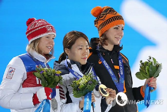 Exposure of domestic brands and improving national standing from winning a medal was estimated at 148 billion won to 172 billion won. (Image: Yonhap)